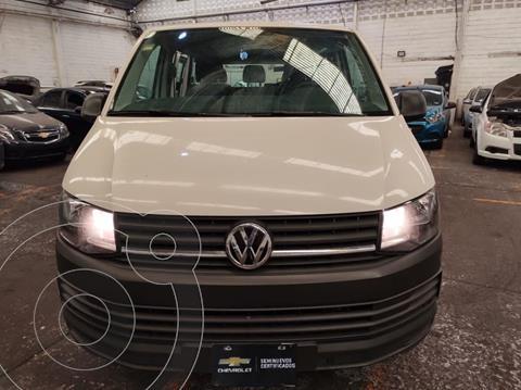 Volkswagen Transporter Pasajeros usado (2018) color Blanco precio $440,000