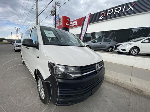 Volkswagen Transporter Pasajeros Aut usado (2018) color Blanco precio $450,000