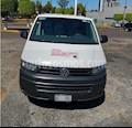 Volkswagen Transporter Cargo Van Puerta Trasera Lateral A/A usado (2015) color Blanco precio $150,000