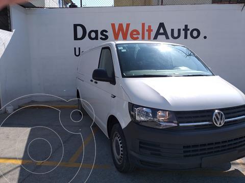 Volkswagen Transporter CARGO VAN 2.0L L4 102HP MT usado (2018) color Blanco Candy precio $385,000