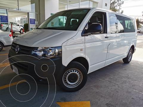 Volkswagen Transporter Pasajeros usado (2015) color Blanco Candy precio $250,000
