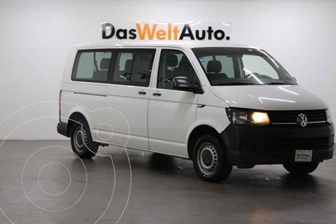Volkswagen Transporter Pasajeros usado (2017) color Blanco precio $320,000
