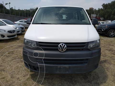 Volkswagen Transporter Pasajeros usado (2015) color Blanco precio $245,000