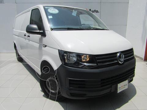 Volkswagen Transporter Cargo Van usado (2018) color Blanco Candy precio $309,000