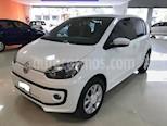Foto venta Auto usado Volkswagen up! 5P high up! (2014) color Blanco precio $399.000