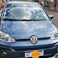 Foto venta Auto usado Volkswagen up! 5P take up! (2018) color Azul precio $400.000