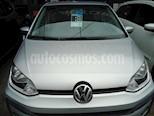 Foto venta Auto usado Volkswagen up! 5P take up! (2018) color Gris Claro precio $530.000