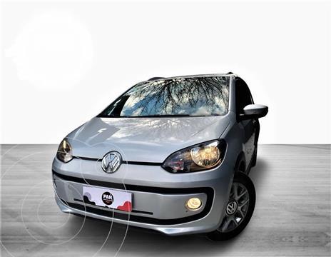 Volkswagen up! 1.0 Cross Up! 5p usado (2016) color Gris precio $1.270.000