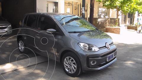 Volkswagen up! 5P 1.0 hig up! usado (2019) color Gris precio $1.399.900