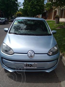 Volkswagen up! 3P 1.0 move up! usado (2014) color Gris precio $980.000