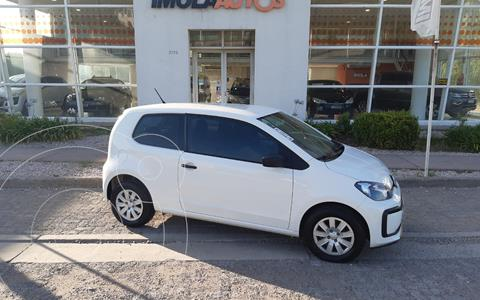 Volkswagen up! 3P 1.0 take up! usado (2018) color Blanco Cristal precio $850.000