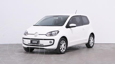 Volkswagen up! 3P 1.0 high up! usado (2017) color Blanco Cristal precio $1.330.000