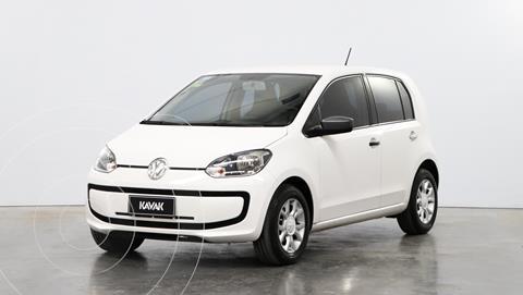 Volkswagen up! 3P 1.0 take up! usado (2017) color Blanco Cristal precio $1.180.000
