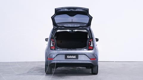 Volkswagen up! 5P 1.0 high up! usado (2018) color Gris Platina precio $1.340.000