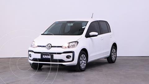 foto Volkswagen up! 5P 1.0 move up! usado (2018) color Blanco Cristal precio $1.300.000