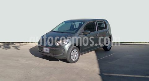 Volkswagen up! 5P take up! usado (2015) color Gris Oscuro precio $690.000