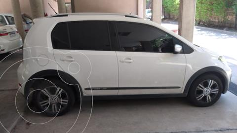 Volkswagen up! 5P 1.0 Cross up! usado (2018) color Blanco Cristal precio $1.250.000