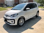 Volkswagen up! 5P 1.0 hig up! usado (2017) color Blanco precio $630.000