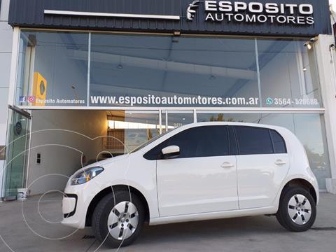 Volkswagen up! 5P take up! usado (2015) color Blanco precio $790.000