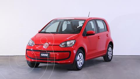 Volkswagen up! 5P 1.0 move up! usado (2015) color Rojo Flash precio $1.050.000