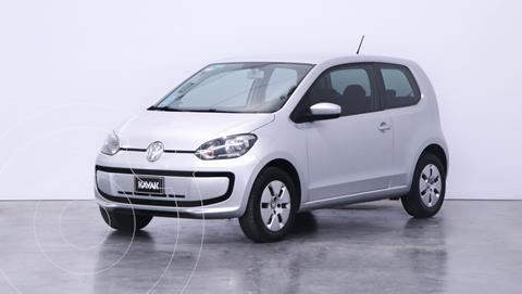 Volkswagen up! 3P 1.0 move up! usado (2015) color Plata precio $1.100.000