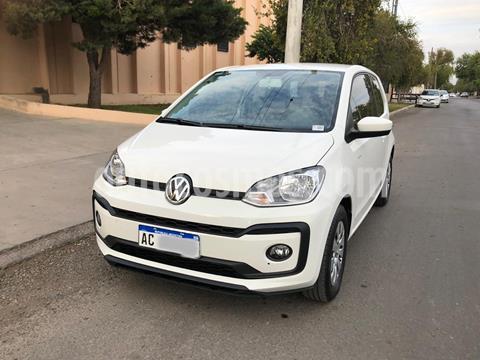 foto Volkswagen up! 3P 1.0 move up! usado (2018) color Blanco Cristal precio $820.000