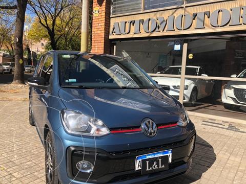 Volkswagen up! 5P take up! usado (2017) color Azul precio $1.400.000