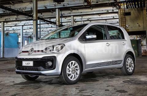 Volkswagen up! 5P 1.0 take up! nuevo color Gris Platina precio $1.124.300