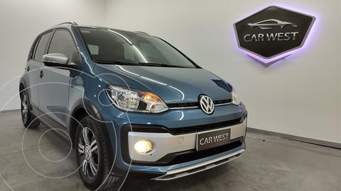 Volkswagen up! 5P 1.0 Cross up! usado (2017) color Azul precio $1.690.000