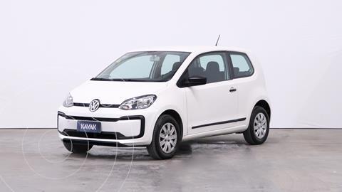 Volkswagen up! 3P 1.0 take up! usado (2017) color Blanco precio $1.200.000