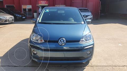 Volkswagen up! 3P take up! usado (2018) color Azul precio $1.020.000