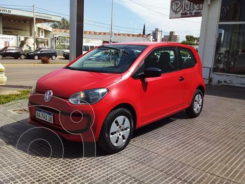 Volkswagen up! 3P 1.0 take up! usado (2017) color Rojo precio $1.450.000