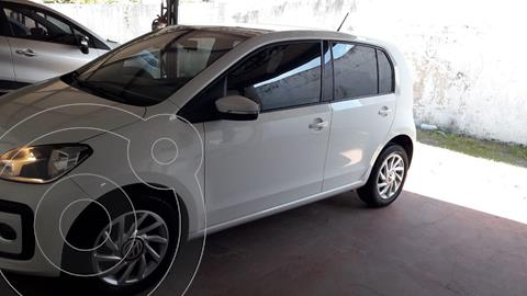 Volkswagen up! 5P 1.0 hig up! usado (2018) color Blanco Cristal financiado en cuotas(anticipo $790.000)