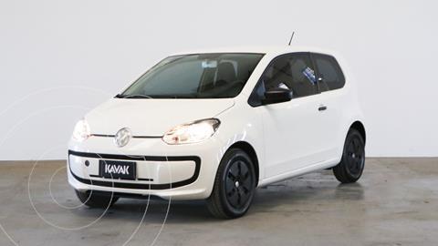 Volkswagen up! 3P 1.0 take up! + usado (2017) color Blanco Cristal precio $1.170.000