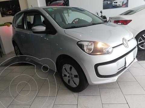Volkswagen up! 5P 1.0 move up! usado (2014) color Gris Cuarzo precio $699.000