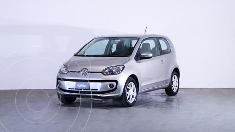 Volkswagen up! 3P 1.0 high up! usado (2015) color Plata Egipto precio $1.070.000