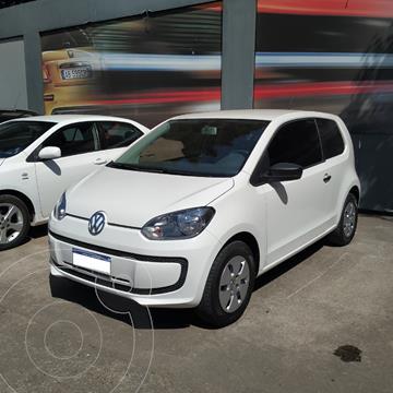Volkswagen up! 3P 1.0 take up! usado (2016) color Blanco precio $1.290.000