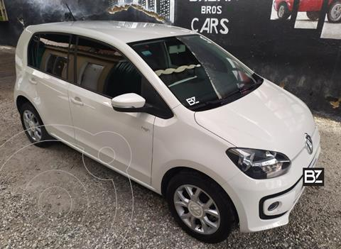 Volkswagen up! 5P high up! usado (2016) color Blanco precio $1.150.000