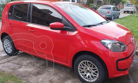 Volkswagen up! 5P 1.0 move up! usado (2015) color Rojo precio $1.100.000