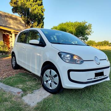 Volkswagen up! 5P 1.0 move up! usado (2014) color Blanco precio $950.000