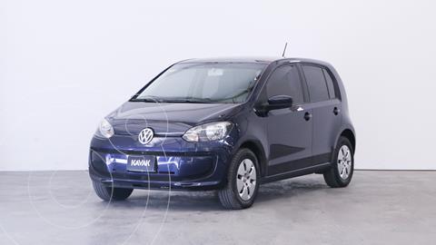 Volkswagen up! 5P 1.0 move up! usado (2015) color Azul Noche precio $1.090.000