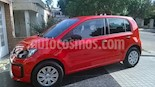 Volkswagen up! 5P 1.0 take up! usado (2017) color Rojo Flash precio $600.000