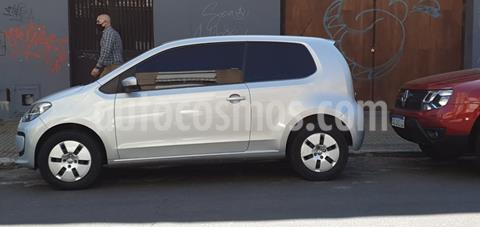 Volkswagen up! 3P 1.0 move up! usado (2015) color Gris precio $808.000