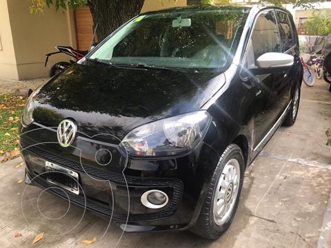 Volkswagen up! 5P 1.0 black up! usado (2015) color Negro precio $1.250.000