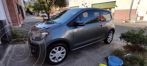 Volkswagen up! 3P 1.0 high up! usado (2017) color Gris precio $1.250.000