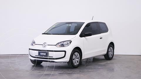 Volkswagen up! 3P 1.0 take up! usado (2016) color Blanco Cristal precio $1.030.000