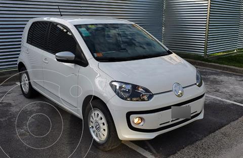 Volkswagen up! 5P 1.0 white up! usado (2015) color Blanco precio $1.030.000