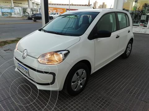 Volkswagen up! 5P 1.0 take up! usado (2017) color Blanco precio $1.250.000