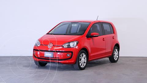 Volkswagen up! 5P 1.0 high up! usado (2015) color Rojo Flash precio $1.290.000