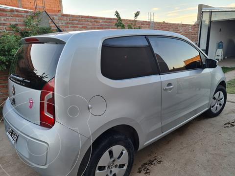 Volkswagen up! 3P 1.0 move up! usado (2014) color Gris precio $780.000